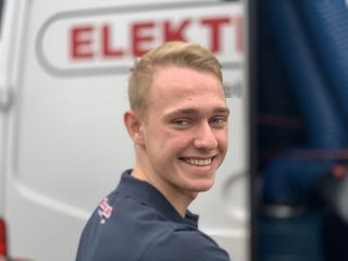 Davy Wijkmans - Medewerker Servicedienst Elektrolas