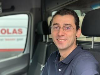 Hugo Nouwens - Medewerker Servicedienst Elektrolas