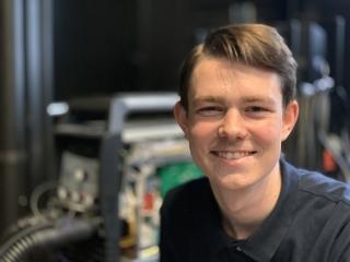 Jesse Cornelissen - Medewerker Servicedienst Elektrolas