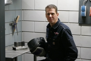 Patrick van Asperen - Lastechnisch Adviseur Elektrolas