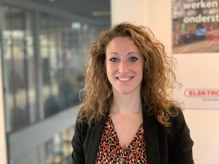 Yvette Janssen - Medewerker Marketingcommunicatie Elektrolas