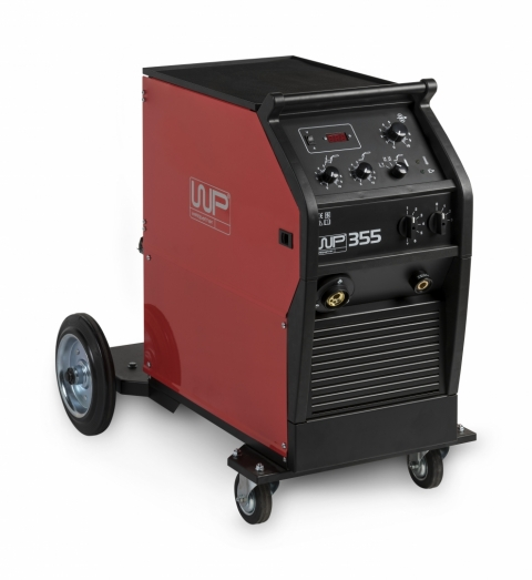 Weldpartner WP 255 lasmachine Elektrolas