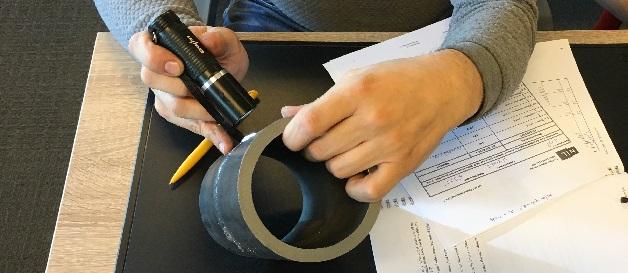 Lasopleiding visueel lasinspecteur vtw