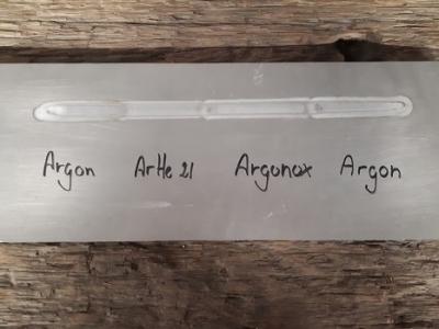 Aluminium lassen, met juiste voorbereiding prima te doen