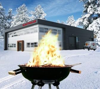 VANDAAG!! Relatiedag & Winter BBQ