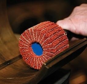 Stapelkorting op keramisch slijpen