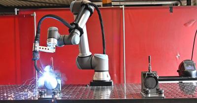 Automatiseren met behulp van cobots