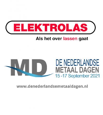 Elektrolas op de Nederlandse Metaal Dagen 2021