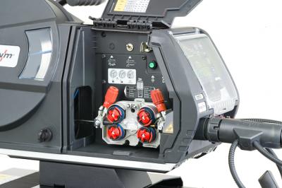 Nieuw! Titan XQ-puls mig/mag lasmachine