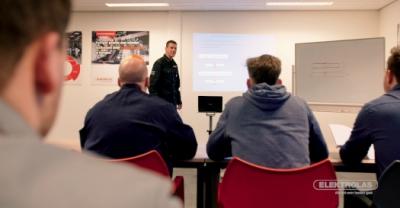 Nieuw bij Elektrolas: Lascoördinator opleiding