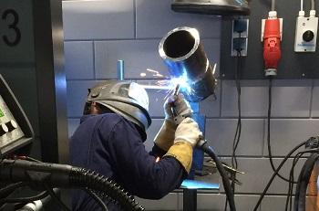Workshop Gecertificeerd lassen volgens ISO 9606 en 15614