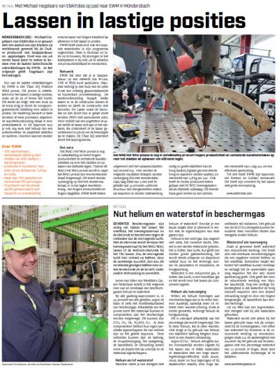 Vakblad publiceert twee van onze blogs