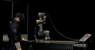Constante kwaliteit leveren met een cobot