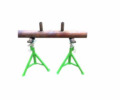 Gemakkelijk positioneren en ondersteunen van pijpen