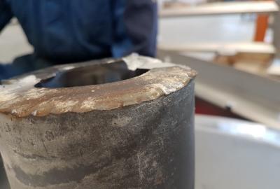 Elektrolas ook voor schade- en materiaalonderzoek na lassen