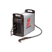 Hypertherm Powermax 105 400V Incl. 7,6mtr T105-toorts en massakabel Bereik : 38mm Scheiding : 50mm