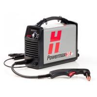 Hypertherm Powermax 30 XP 230V Incl. 4,5mtr Duramax-toorts en massakabel Bereik : 12mm Scheiding : 16mm