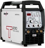 EWM Tetrix 230 AC/DC 5P Tig machine model: Smart excl. toebehoren