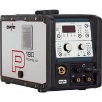 Gebruikte Picomig 180 Puls s/n: 505798 Draagbare pulsmigmachine, 15KG, 230V D200 draadrollen, 0,8/1,0mm uitgevoerd. Inclusief Hercules reduceer, massa