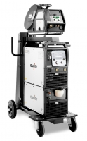 EWM Phoenix 335 Puls Compact, Mig/Mag machine 4 rols en 33kg.