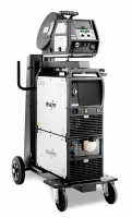 EWM Phoenix 355 Progress Multiproces PulsMig lasmachine. Met Mag-processen Force Arc en Root Arc.