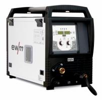 Gebruikte EWM Picomig 355 Puls TKG. Een compacte MIG/MAG machine compleet met: EWM gasslang 2x1/4