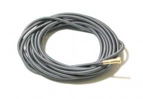 Binnenspiraal blank 5m 1,0/1,2mm(2,0/4,5mm rond)