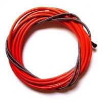 Binnenspiraal rood 5m (2,0/4,5mm rond) tbv 1,0-1,2mm draad