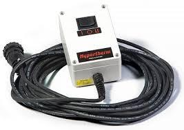 Hypertherm afstandbediening 7.6 meter voor Powermax 65, 85 en 105
