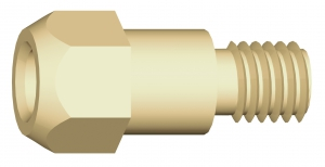 Binzel contacttiphouder 36 M8