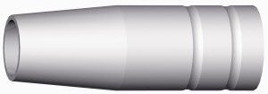 Binzel gasmondstuk type 14/15  cilindrisch