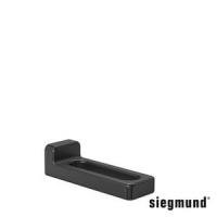Aanslag en winkelhaak 16 90x25 BL staal