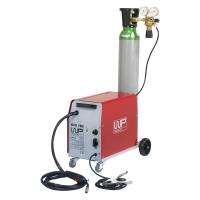 WP 150 Mig/mag machine Weldpartner lasmachine 230Volt Incl. lastoorts en massakabel