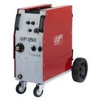 WP 250 Mig/mag machine Weldpartner lasmachine 400V  Inclusief massakabel, gasslang en slangklemmen. 4 rolsaandrijving