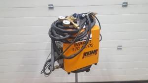 Gebruikte Rehm Invertig 170 AC/DC compleet met alle toebehoren