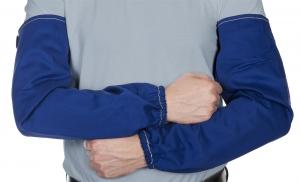 Lasmouw set blauw