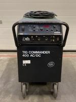 Gebruikte Migatronic Tig Commander 400 AC/DC lasmachine lasapparaat