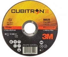 3M Cubitron II 150x1,6  Prijs per stuk, verpakt per 50 stuks.