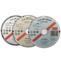 3M Cubitron 125x1,0 doorslijpschijf T41    Vervangen voor 3M85370