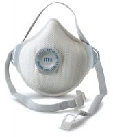 Moldex Stofmasker 3405 P3 Cupvorm met uitademventiel  per 5 verpakt
