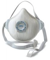 Moldex Stofmasker 3505 P3 Cupvorm met uitademventiel  per 5 verpakt