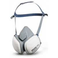 Moldex halfgelaatsmasker Compact mask FFA2P3 R D
