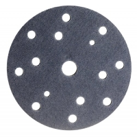 3M Hookit Soft Interface Pad,  150 mm x 5 mm, 15 gaten