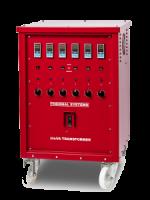 Huur 50 kVA voorwarm unit