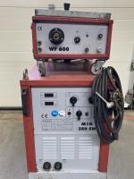 Gebruikte Mig 350 SW lasmachine lasapparaat