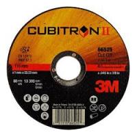 3M Cubitron II 125x1,0 doorslijpschijf prijs per stuk/verpakt per 25