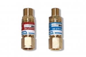 Vlamdover AC E460-3 3/8L voor aan de handgreep