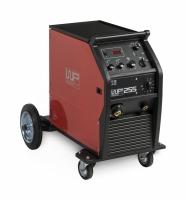 Weldpartner 255 Mig/Mag lasapparaat met LED display, 400V, inclusief massakabel, gasslang en slangenklemmen