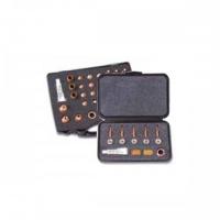 Starters Kit Hyper H85 met daar in:  Elektrodes, snijtips, gutsmondstuk, gasverdelers, mondstuk en siliconensmeermiddel.
