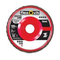 110 A60 Vlaklamel Flexo- ALU oxide